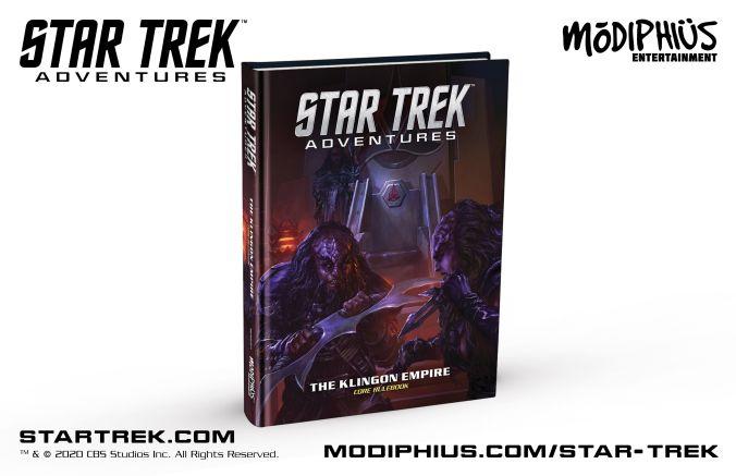 Klingon book promo